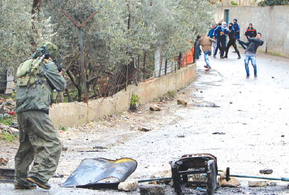 Weekly Report On Israeli Human Rights Violations in the Occupied Palestinian Territory (04- 10 February 2016)