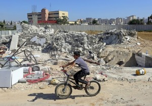 Jerusalem: Israeli Forces Demolish Number of Palestinian Houses in Qalandia Village