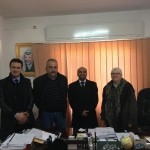 Including Meeting with Directorof Treatment AbroadDepartment in Ramallah; PCHR Holds Series of Meetings to Improve Health Services Offered to Gaza Strip Residents