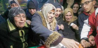 Tubas: In an extra-judicial execution crime, on 10 January 2017, Israeli forces killed Mohammed Salhi (30) in al-Far'ah refugee camp.