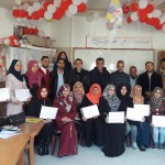 PCHR Concludes Training Course on Human Rights in Deir al-Balah with Participation of 6  CBOs