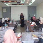 Women's Unit Organizes Training Course on Security and Wellbeing for Women Working in al-Aman Shelter