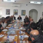 During Meeting in Khan Yunis Sourani: 6 Submissions before the International Criminal Courts to Prosecute Israeli War Criminals