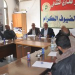 During Seminar Organized by PCHR in Cooperation with al-Maghazi Cultural Center in Deir al-Balah, Sourani Demands Conjugating Efforts to Support Prisoners on Hunger Strike in Israeli Jails