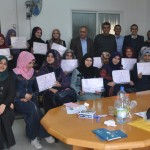 With participation of 10 CBOs, PCHR Concludes Training Course in Human Rights and International Humanitarian Law in in Khan Younis