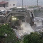 As Part of Excessive Application of Collective Punishment Policy, Israeli Forces Demolish 'Omer al-'Abed's Family House