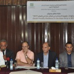 PCHR, ICHR, and OHCHR Organize Panel Discussion on Death Penalty in Gaza Strip
