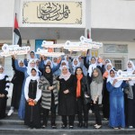 "Under Theme of ""Stop Violence against Women and Girls,""  PCHR's Women Unit Starts 16 Days of Activism Campaign to End Violence against Women and Girls"