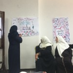 As part of 16 Days of Activism Campaign to End Violence against Women and Girls, PCHR's Women's Unit Concludes Training Course on Security and Wellbeing for Women Working in Beit al-Aman