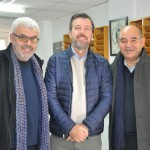 Head of OHCHROffice in Palestine Meets with Sourani in Gaza