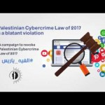 Palestinian Authority's Blatant Violations of Freedom of Speech: Cybercrime Law