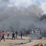 The Final Toll for Bloodiest Day since Beginning of Return and Breaking Siege March in the Gaza Strip, 42 civilians, including 5 children, were killed while 1697 others, including 288 children, 70 women, 12 journalists, and 3 paramedics, were wounded