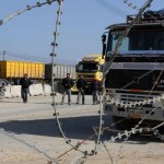 "Tightening Closure Imposed On the Gaza Strip For Second Time in One Week, Israeli Authorities Decide to Close the Only Commercial Crossing in the Gaza Strip "" Karm Abu Salem"" and Impose Tight Restrictions on Importing Basic Needs to Gaza Strip"