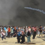 In New Crime of Excessive Use of Lethal Force against Peaceful Demonstrators in Gaza Strip, Israeli Forces Kill Palestinian Civilian and Wound 95 Others, including 17 Children, 3 Women, 2 Paramedics, and2 Journalists