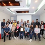 PCHR Concludes Training Course in Field of Child Rights and International Humanitarian Law for American International School Students in Gaza