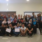 PCHR Concludes Human Rights Training of Trainers Course for Human Rights Activists  in the Gaza Strip