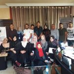 With participation of 14 CBOs and Youth Groups, PCHR Concludes Training Course on Human Rights in Deir al-Balah
