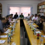 """PCHR Organizes Workshop Titled: """"Repercussions of Applying Social Security Law"""""""