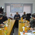 In Cooperation with Prisoners' Committee of Islamic and National Forces, PCHR Organized Panel on the Israeli Racist Laws and Decisions and Ways to Support Prisoners""