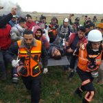 On 47th Friday of Great March of Return and Breaking Siege, Israeli Forces Wound 67 Civilians, including 14 Children, 2 Women, 2 Paramedics, and Journalist