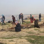 On 45th Friday of Great March of Return and Breaking Siege, Israeli Forces Wound 98 Civilians, including 15 Children, 4 Women; 2 of them Paramedics, and 1 Journalist