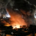 Two Million Palestinians Are Victims of Israeli Airstrikes and Collective Punishment Policy... Gaza under 66 Israeli Airstrikes within 12 Hours, Rendering Dozens of Civilians Homeless after Destruction of Their Houses