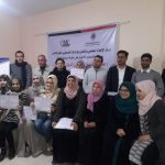 With Participation of 18 Journalists, PCHR Concludes Training Course in Human Rights and International Humanitarian Law