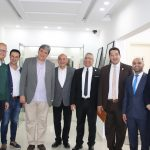 PCHR Receives President and Delegation of Arab Organization for Human Rights and their Accompanying Delegation