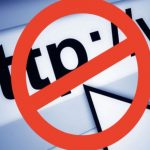 Blocking Websites Violates International Standards and Should Be Retracted