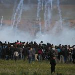 83rd GMR: IOF Shot and Injured 46 Palestinian Civilians, Including 19 Children, a Paramedic and 4 Women; one of them was a Paramedic
