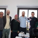 PCHR Receives Two Delegations from Trocaire and DCA