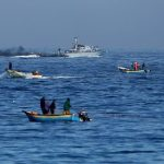 As Part of their Attacks against Palestinian Fishermen: IOF Reduce Fishing Area off Gaza Shore